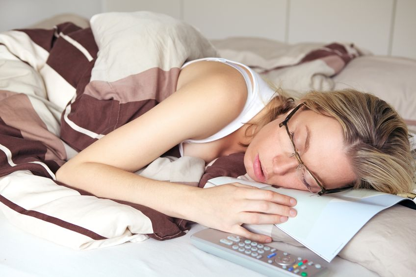 10 Signs You Are Experiencing Chronic Sleep Loss
