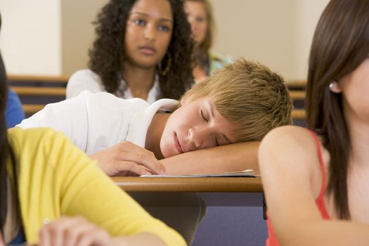 What's the Right Time for Teenagers to Start School?