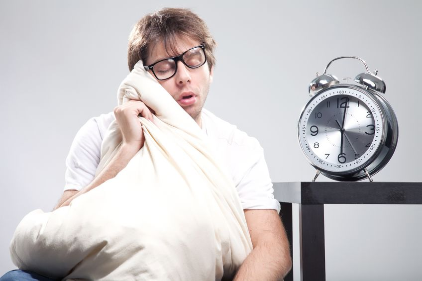 18 Side Effects of Not Getting Enough Sleep