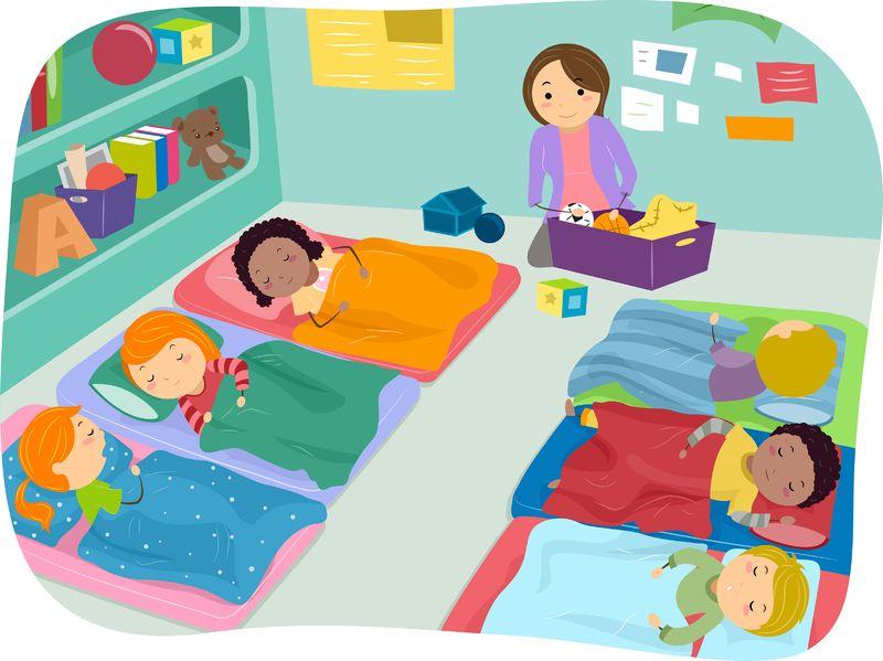 Mandatory Nap Times May Hurt Children' class=