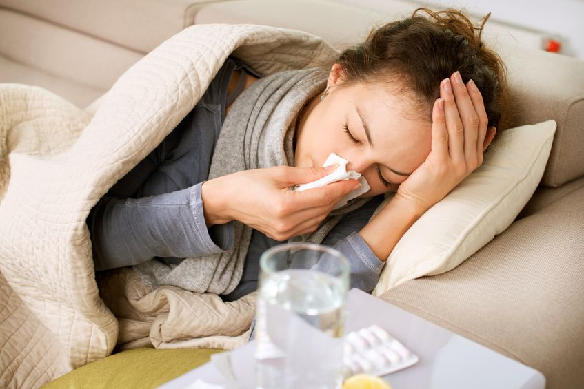 Study: Why Sleep Is Important When You Are Sick