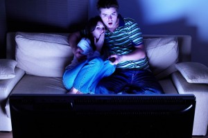 The Cost Of TV Binge-Watching At Night